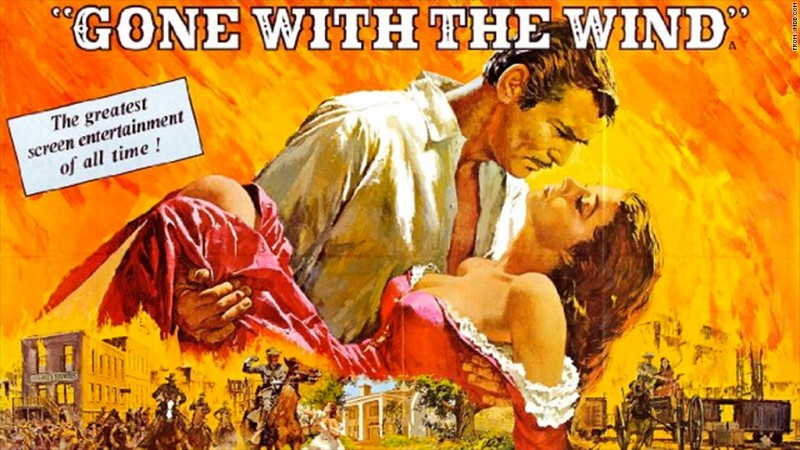 Gone with the wind poster 1024x576