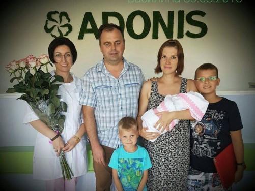 Adonis rodu 4